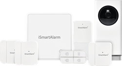 ismartalarm smart home security system and camera now available in all best buy stores in the. Black Bedroom Furniture Sets. Home Design Ideas