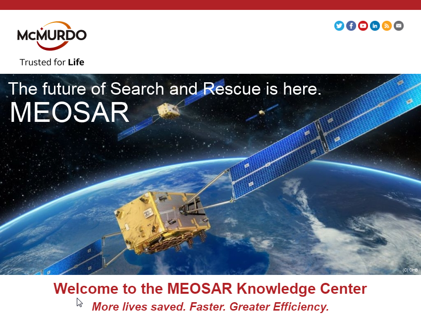 Mcmurdo Launches Online Meosar Knowledge Center To