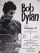 Avid Collector Announces His Search for Original 1964 Bob Dylan Ann Arbor High School Concert Poster