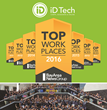 Bay Area Newsgroup Ranks iD Tech a Top Workplace for Seventh Consecutive Year