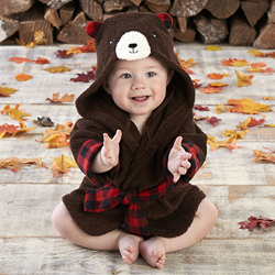 Best selling baby bath robe from Baby Aspen