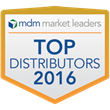 Modern Distribution Management Names Top Distributors in 14 Industry Sectors