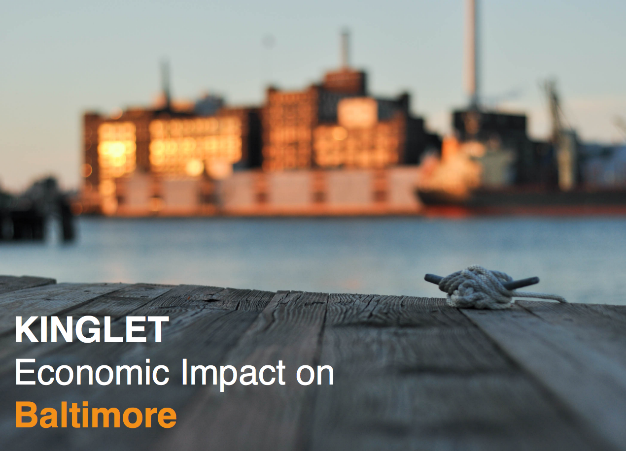 baltimore business growthkinglet economic impact cover baltimore office space marketplace kinglet