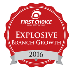 First Choice - Explosive Branch Growth 2015