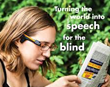 MyEye - An Intuitive Wearable Device for the Blind and Visually Impaired – Florida Vision Technology Partners with OrCam for US Product Release