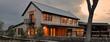 Mikiten Architecture Vineyard Home