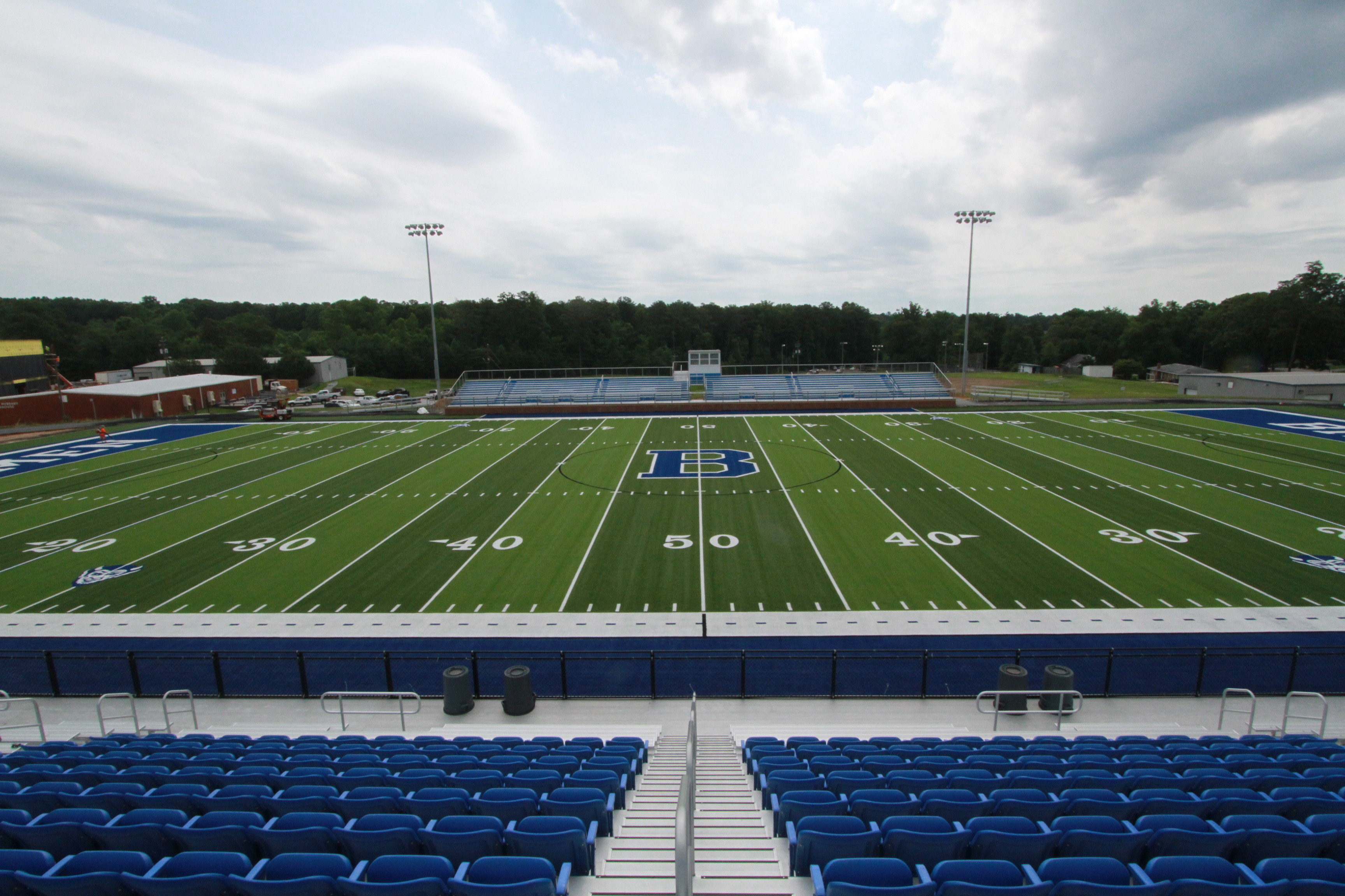 The Hartford At Work >> Bremen Blue Devils Now Playing on Shaw Sports Turf