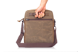 Bolt Crossbody bag—rear handle