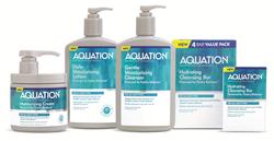 Aquation Skin Care Product Range