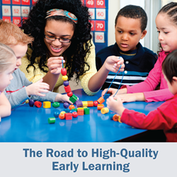 Cover image of ECE 4 States report
