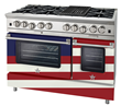 Celebrate America's Independence Day at Home: BlueStar Offers Freedom of Choice to Customize Home Kitchens to Any Personal Taste or Cooking Style