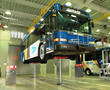 Stertil-Koni Introduces New Full Rise Telescopic Piston Lift, Now with Capacity Up to 105,000 lbs.