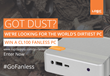 Got Dust? Logic Supply Launches Dirtiest PC Contest with #GoFanless Campaign
