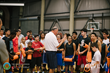 Youth Basketball Clinic at the 2015 CWLVI
