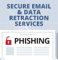 Netmail Email and Data Retraction Tools