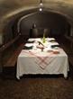 Le Tasting Room's wine cellar