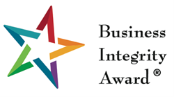 Business Integrity Award Logo