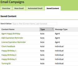 AgencyBloc's Pre-Built Email Templates