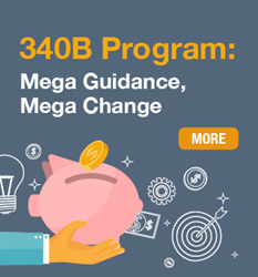 PYA has released a new white paper that offers an overview of the 340B program, suggests compliance practices, provides a self-assessment checklist to assist providers in minimizing risk, and addresses updates related to the proposed Mega Guidance.