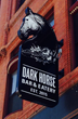 Dark Horse Bar and Eatery Has New Custom Signage by Lawrence Sign