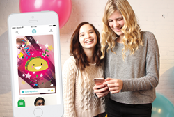 Sophie Runde & Lily Smith play with the our fun Kawaii Style Superlikes on Cinderly!