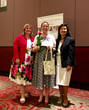 "Belinda Keiser Presents Scholarships at 13th Annual ""Linking Women to Learning"" Scholarship Luncheon"