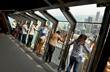 TILT Amusement Ride at 360 CHICAGO Observation Deck is awarded a U.S. design patent
