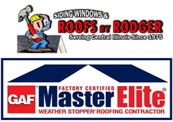 Roofs By Rodger, Roofing Company