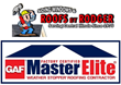 Roofs by Rodger announces GAF Master Elite Roofing Contractor Status