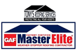 Tony's Roofing Services, LLC, is pleased to announce GAF master Elite Roofing Contractor Certification