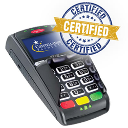 Constellation Payments EMV Terminals Now Certified