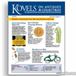 Kovels on Antiques and Collectibles July 2016 Newsletter Available