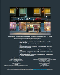 Courtyard New York Group Rates