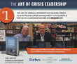 "Crisis Expert Rob Weinhold's ""The Art of Crisis Leadership"" Gains National Praise"