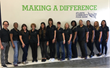 The Colony Square Dental Associate Team Making a Difference!
