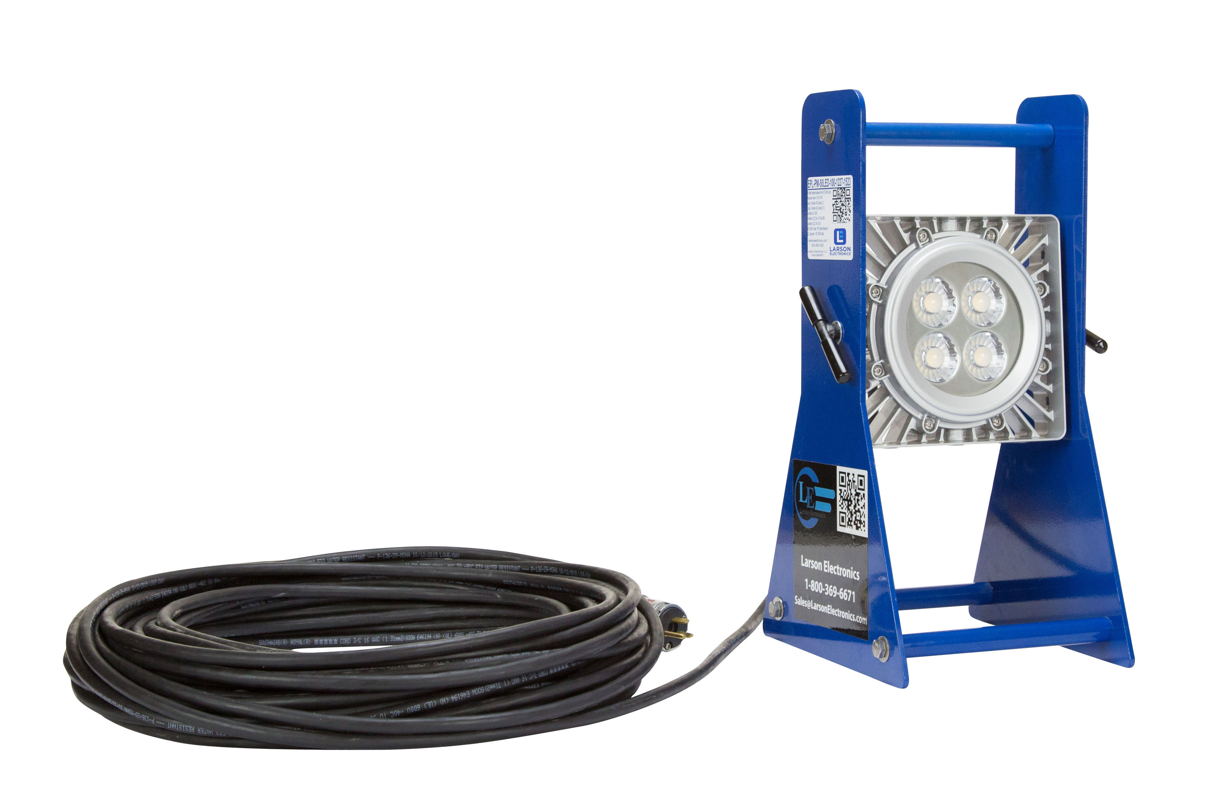Larson Electronics Releases A Compact Explosion Proof Led