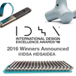 Going for the Gold: IDSA IDEA® 2016 Reveals Global Design Winners