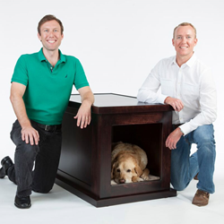 Zencrate is the intelligent dog crate