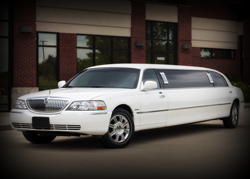 8 Passenger Wedding Limousine