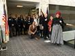 Global Ties Detroit Board Members at the US Senate