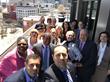 Global Ties Detroit Board Members at the Detroit Athletic Club Roof Deck