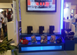 Display at Uniweld's distributor Friolin Segundo