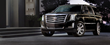 6 Passenger Cadillac Escalade SUV for bachelor and bachelorette parties looking for small group size transportation.