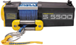 Superwinch New S Series Trailer Winch, 5,500 Pound Pull Rating