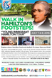 Walk in HAMILTON's Footsteps