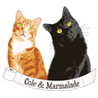 Cole & Marmalade™ Logo