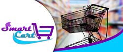 The Smart Cart will definitely improve how people utilize shopping carts.