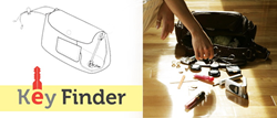 The KeyFinder+ is a technological invention that does not require complicated mechanisms or special skills to use