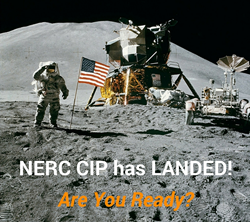 NERC CIP has landed