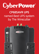CyberPower UPS Recommended by Leading Product Review Website as Top UPS System for Power Protection